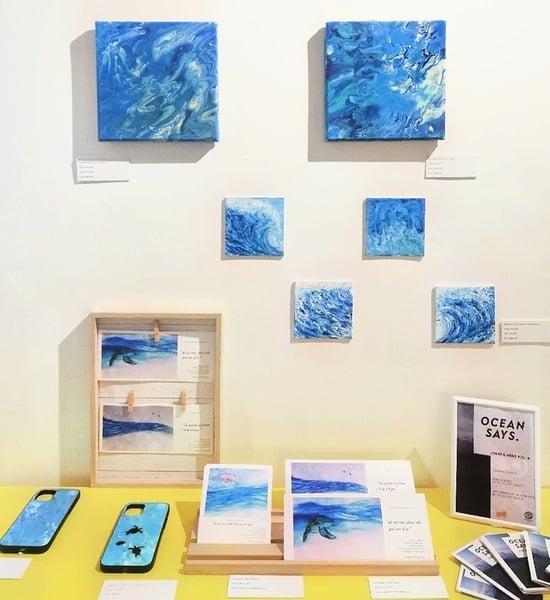 【活動速遞】海洋主題藝術活動