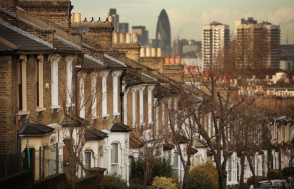 UK Holmes於本周發表《倫敦房地產市場2021年中期回顧》。(Peter Macdiarmid/Getty Images)