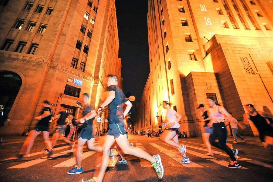 集體跑步也「非法」 中共大力清理民間團體