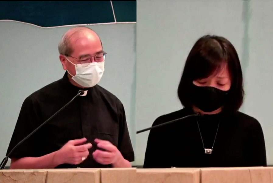 天主教正委會為新聞自由祈禱:黑暗之後必有光明