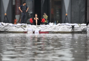 黑龍江省14個水文站過警戒水位 持續橙色預警