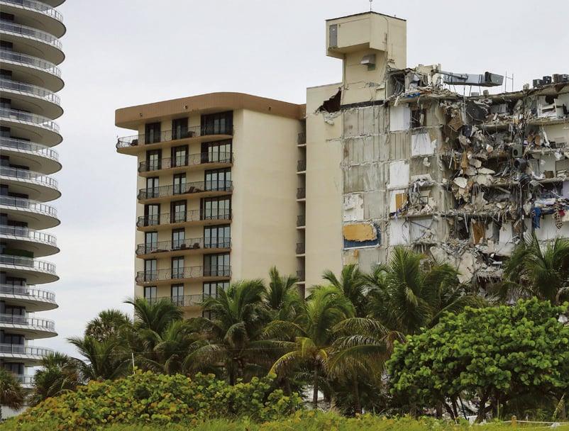 邁阿密12層公寓坍塌 研究人員:30年前已開始下沉