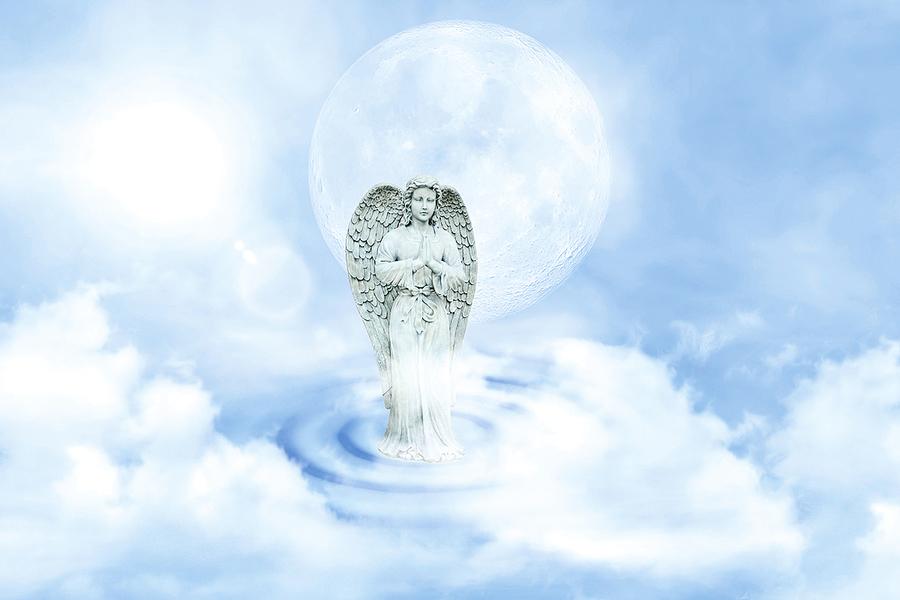 天使的手信