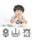 花粉、黴菌、塵等 容易誘發過敏性鼻炎
