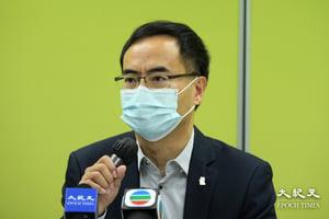 馮偉華:港台不是政府喉舌 要求將節目重新上架