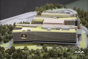 本港首間中醫醫院由浸大營運 料在2025年落成