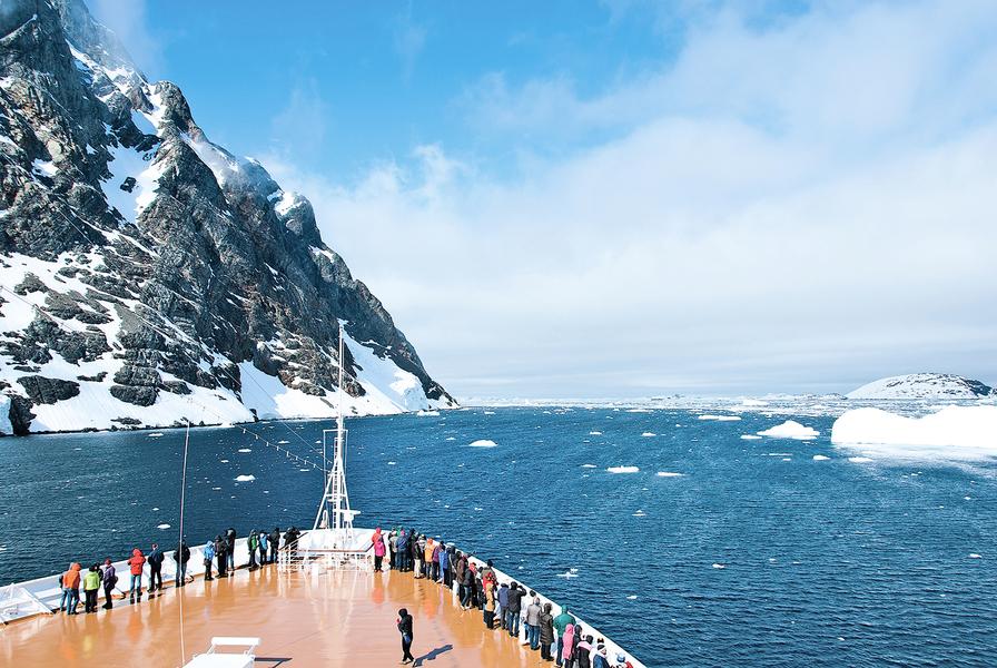 美國地理學會宣佈南冰洋正式為第五大洋