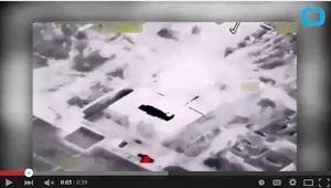 十二架美軍戰機發起空襲 摧毀IS化武工廠