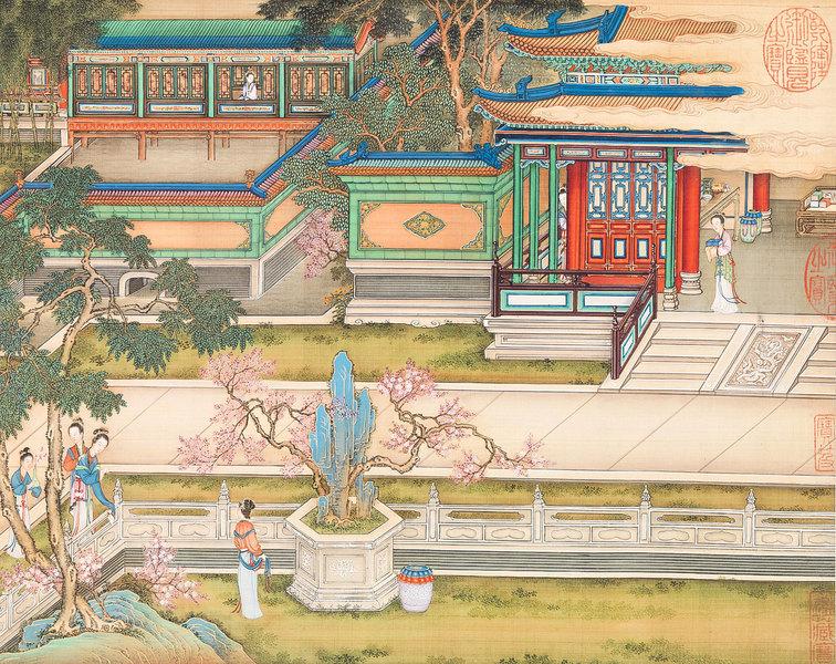 國色風華 中華傳統顏色之美
