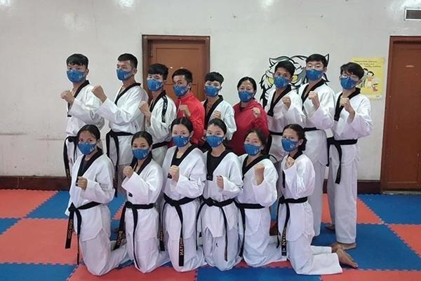 香港諾翹口罩 獲不丹東奧運隊選用