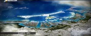 阻止雅加達下沉 印尼「巨型海堤」復工