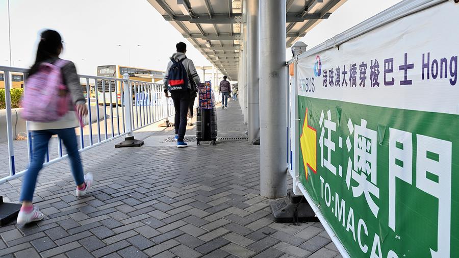 消息:港澳兩地最快下月中有限度通關 往返兩地豁免檢疫
