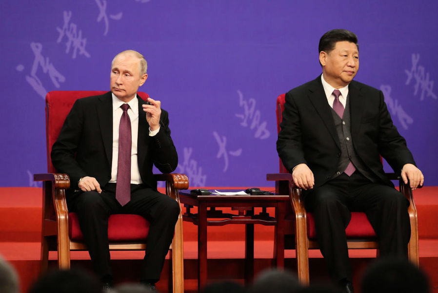 習普視訊會晤 中共延長賣國條約拉攏俄國