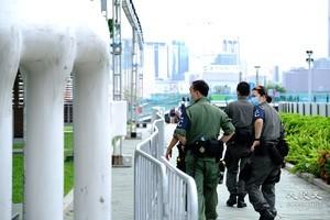 七一嚴防 | 逾萬警力戒備森嚴 街站被警告從「阻街」升級到「煽動仇恨」