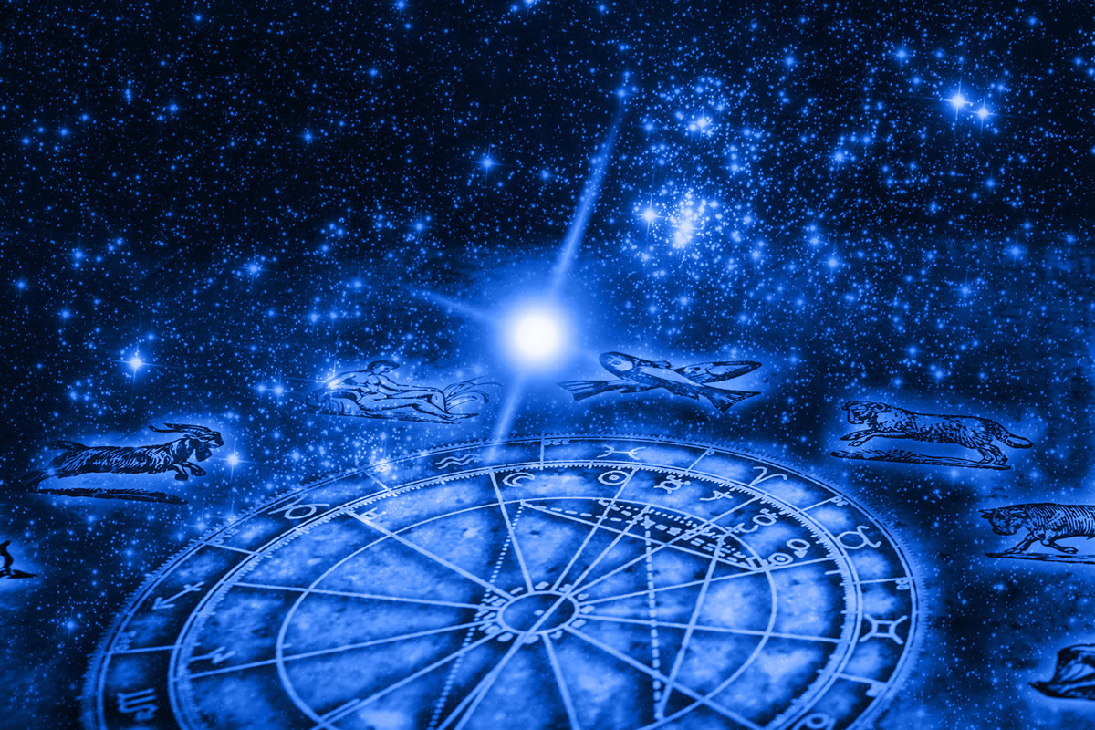 占星術真的可以預言?中國歷代都設有專門觀察天象的部門,遇到異象便向皇帝稟報。(Fotolia)