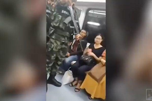 韋拓:北京辦百年黨「喜」 反引災禍嚎喪