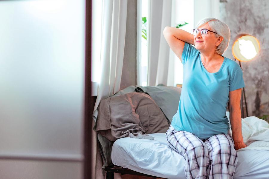 陰陽兩虛致老年失眠 兩劑藥方改善睡眠 關節痛也痊癒