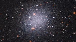 研究發現神秘星系裏沒暗物質