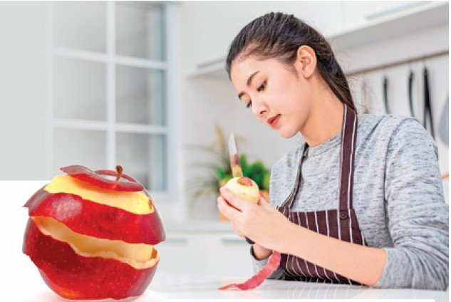 五種水果皮是寶營養、藥用價值高