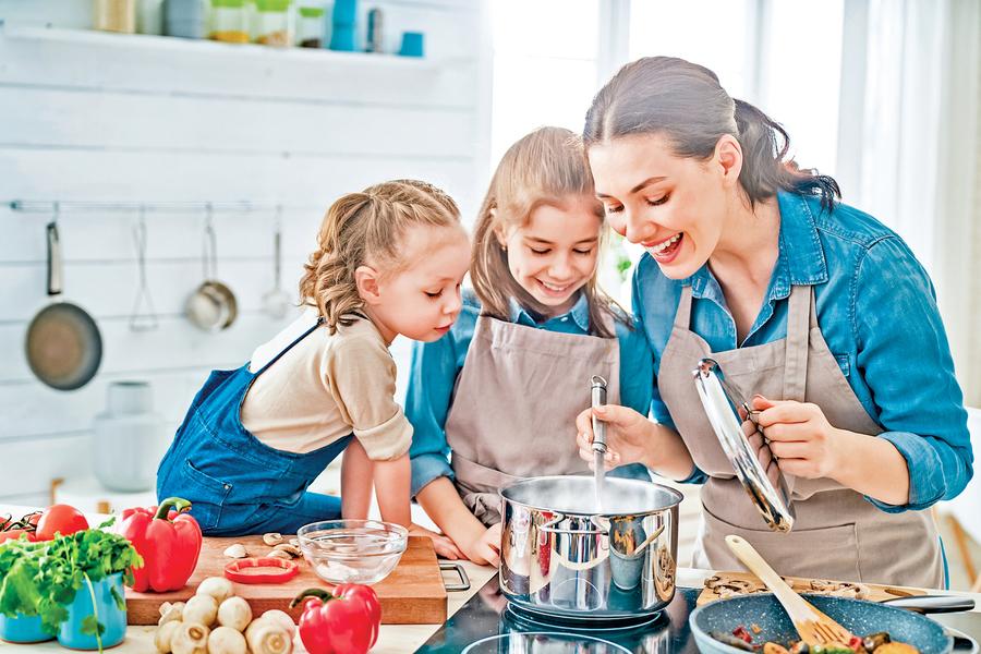 居家防疫 如何做好 「自煮管理」?