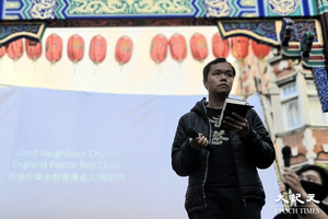 陳凱興:籲港人保持清醒 抵制「Made in China」讓中共自食惡果