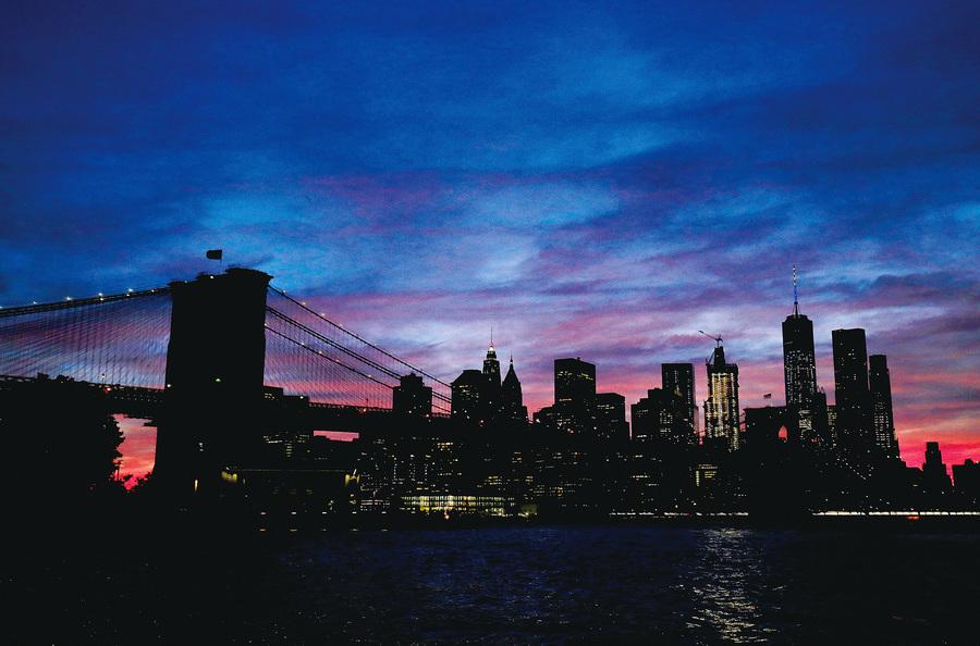 5個好去處觀賞紐約壯觀天際線