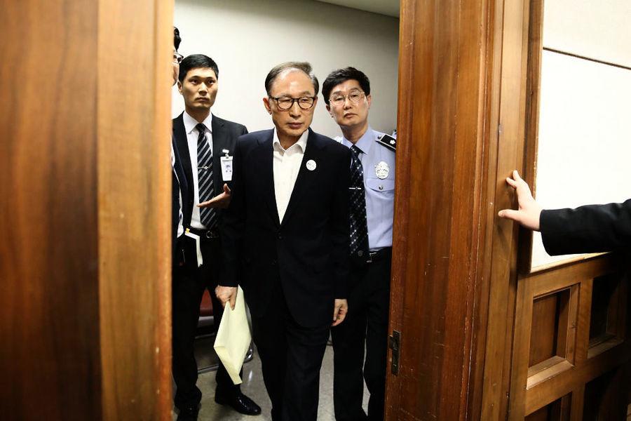 韓國前總統李明博私宅被拍賣 獄中為國擔憂
