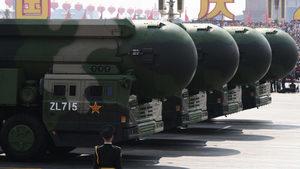 中共被曝建逾百導彈發射井 美採取措施減少核風險