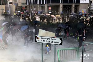 5人被控於理大附近「暴動」今結案陳辭 各人准繼續保釋
