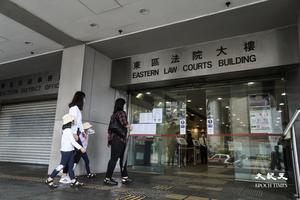 禮賓府外投擲易燃物 24歲青年今在東區裁判法院提堂