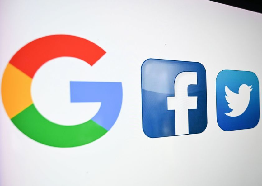 FB、Twitter及Google等發信警告港府 起底刑事化或暫停服務