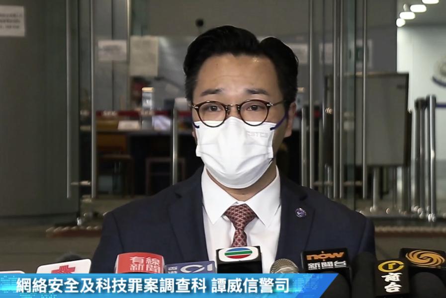 涉於連登呼籲斬警炸宿舍 警以煽惑罪拘捕34歲男【影片】