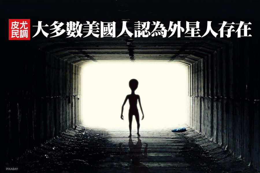 皮尤民調:大多數美國人認為外星人存在