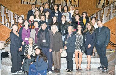 王室家族88人同觀