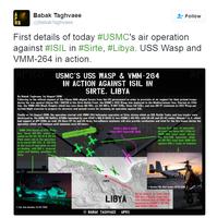 揭秘:美國反IS空襲指揮中心如何運作