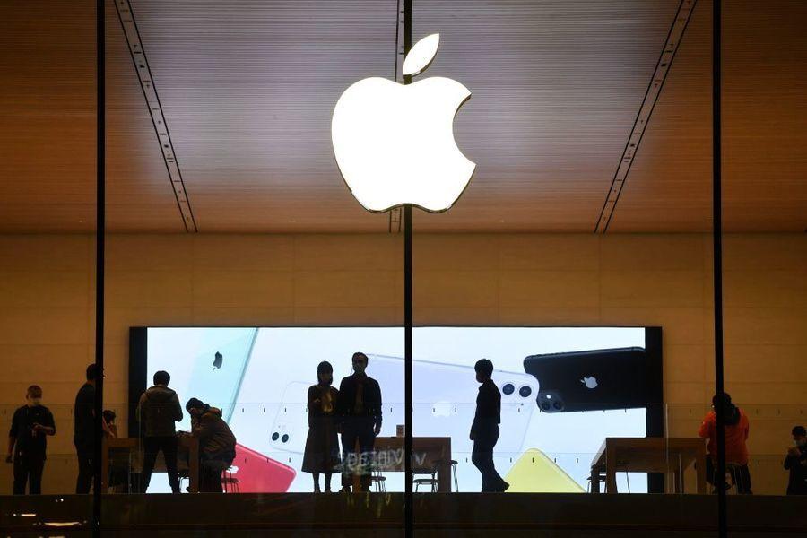 蘋果公司拒絕中共追踪用戶APP的升級