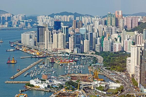 本港疫情雖受控 但港企六月出口需求減