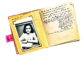 偉大的禁書《安妮日記》記錄你身邊的 不公&黑暗