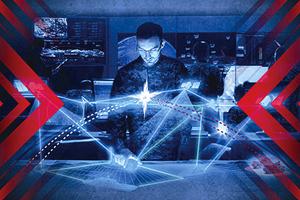 【時事軍事】中共觸碰人類AI之痛 引發美國虛擬戰爭
