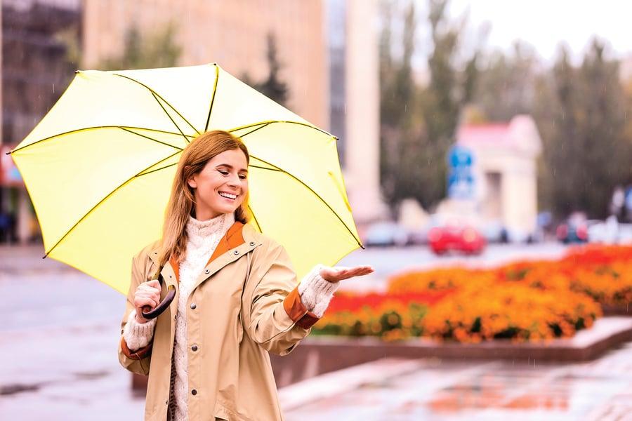 雨天濕氣傷身 中醫推薦妙方去除體濕