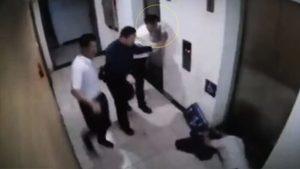 中航書記張陶被刑拘 打人事件細節曝光