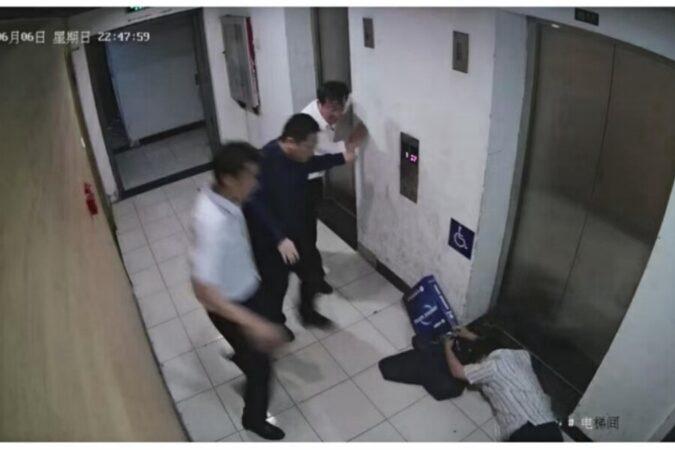 毆打兩院士被刑拘 傳張陶背景通天 係張又俠侄子