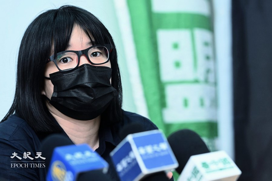 鄒幸彤申禁制令 禁警方檢取涉法律專業保密權等手機資料