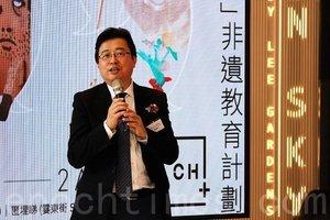 國安法首案   劉智鵬:現身「光復元朗」非參與  同意「光復」非必然指分離