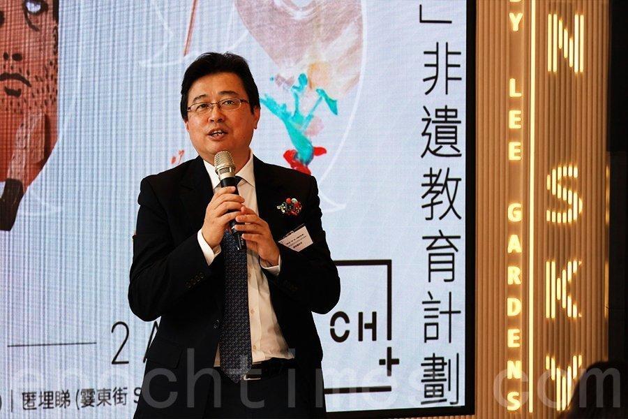 國安法首案 | 劉智鵬:現身「光復元朗」非參與  同意「光復」非必然指分離