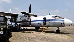 俄羅斯AN-26運輸機墜海 28人全遇難