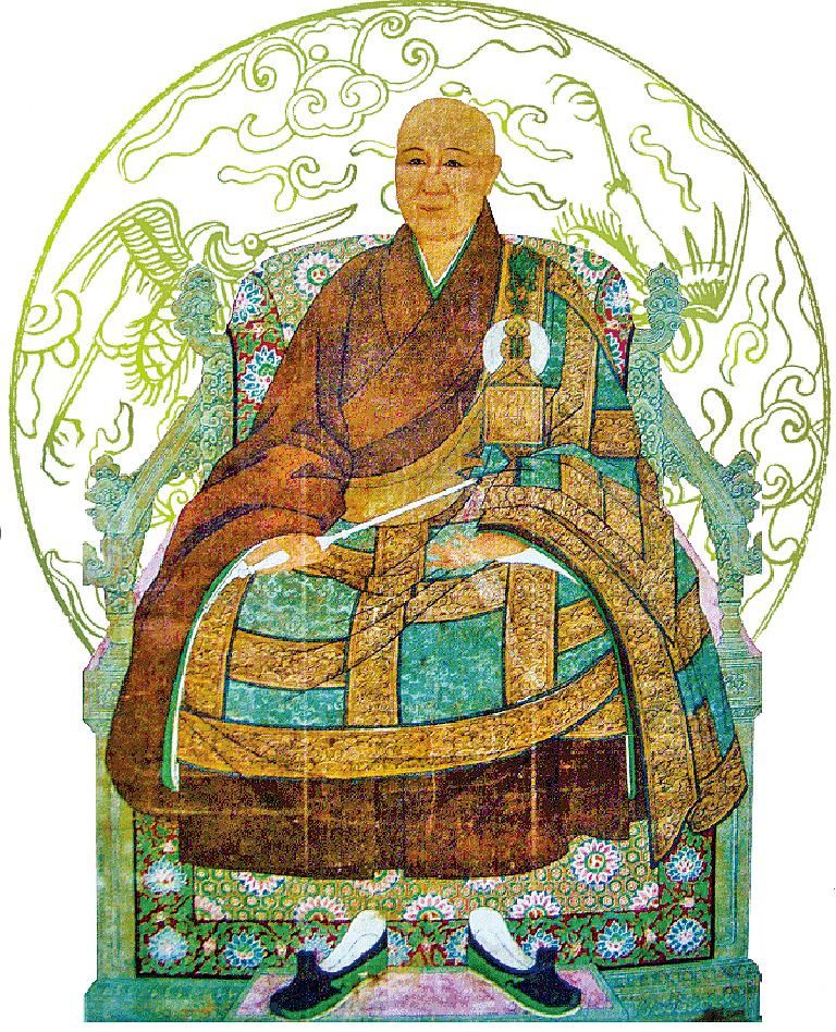劉秉忠(大紀元圖庫)