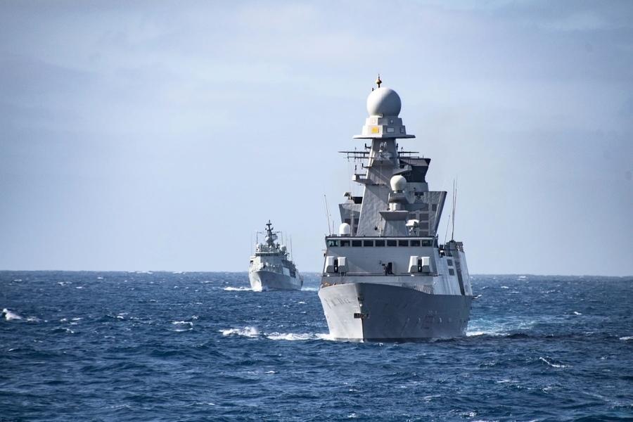 北約黑海展開最大規模「海風」演習 俄軍演回應