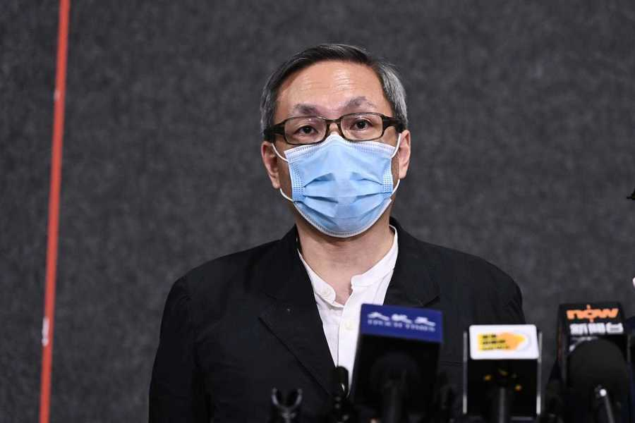 張劍虹辭職 壹傳媒董事會剩四人 股市暫停