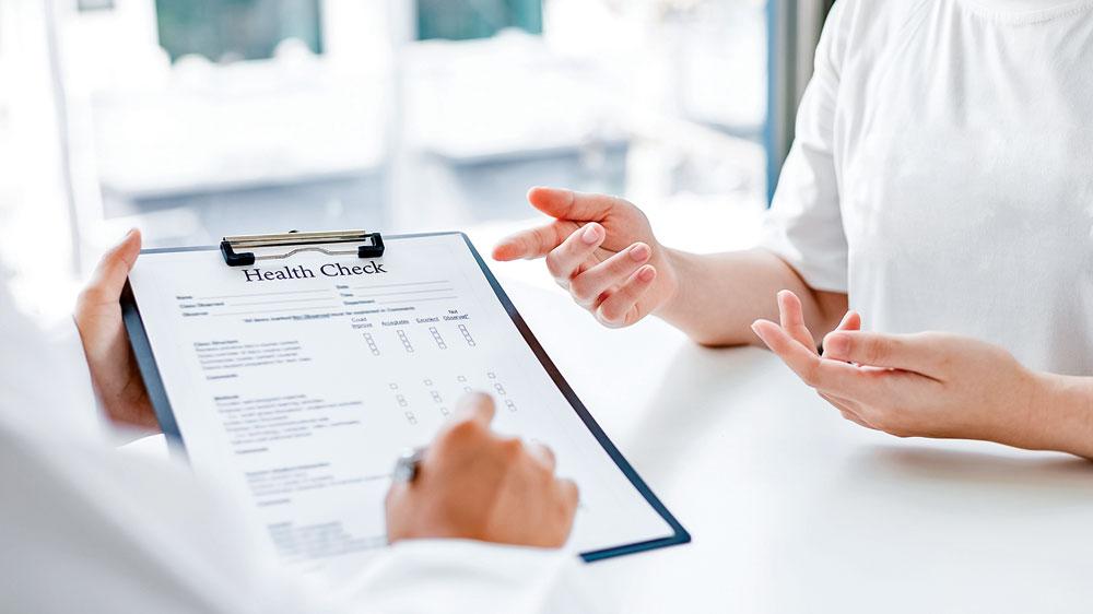 如果有慢性疾病史,接種疫苗前,務必經由醫生評估後再決定是否接種。